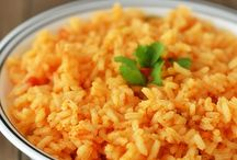 Side Dishes: Rice / All about rice: rice pilaf, fluffy rice, rice casseroles, rice and beans, brown rice, jasmin rice, white rice, wild rice