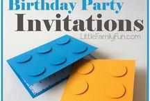 DIY INVITATIONS