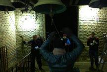 Concierto de campanas  / Así ha sido el concierto de campanas que, dirigido por Llorenç Barber, ha inaugurado el Año Greco en Toledo.