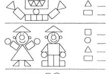 matematik kids shapes