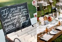 Wedding Signs! / by Karly Lewis