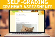 Grammar Ideas / You stumbled across the right board if you are looking for grammar ideas to use with your kiddos. Here, you will find ELA and grammar ideas for 2nd, 3rd, 4th, 5th, and 6th grades! Enjoy!