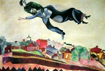 A: Chagall / by Yvonne Hord