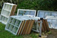 reciclagem de janelas e portas