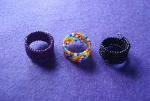 My Work - Inele / Rings
