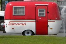 Small Campers & Travel Trailers / Quick Getaways / by Aaron Unsel