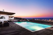 Unique Properties in Paros / A selection of luxury estates available for sale in Paros island in Greece