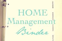 Home: Organizing 101 / by Carrie Clark Trudden