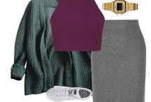 polyvore / #fashion