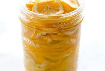 Jams, Pickles, Preserves, Pantry / by Sara Wolff