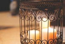 Bougies- Lanternes