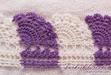 Crochet - barras
