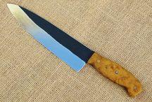 Kitchen Knife / Noże kuchenne