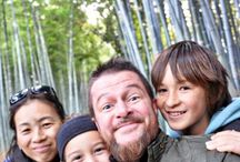 """Travel Podcast: Epic Education Radio / Podcast: Interview with family travelers. Lots of """"HOW TO"""" travel with babies, toddlers, pre-Ks. How to fund their travel. How to travel long time, and much more. Tune in at http://www.anepiceducation.com/podcast/"""