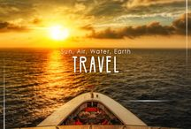 Bionoxo Travel / Sun. Air. Water. Earth. #Travel with the beauty of nature...