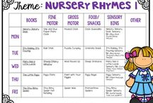 {Classroom Literacy} Nursery Rhymes
