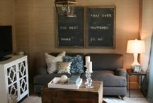 Home Dream: Rustic Glam / by Amber Jean
