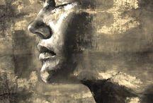 Peintre :Max Gasparini
