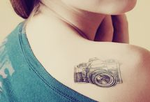Tatoo ideas  / by Inspired Photography