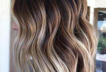 Χρώμα μαλλιών