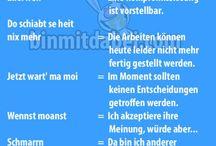 Lustig (Sprüche o. a.)