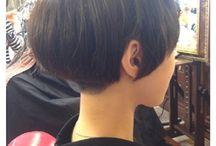 好きなヘアスタイル