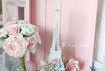 Paris/ romantic wedding
