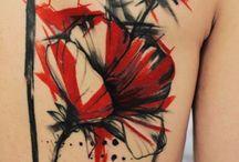 Tatuaggio schiena