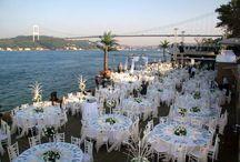 Istanbul Rehberi / Istanbul'da yaşam, yeni yerler, restaurantlar, cafeler ve sokak yaşamı