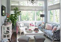 Sunroom Deco Ideas / Sunroom bliss