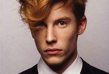 hair // cabelos // hairstyles / by André Ribeiro de Barros