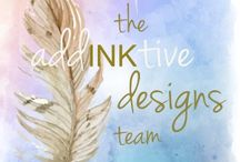 Projects from the AddINKtive Designs Tutorial Team / A team of International Stampin' Up! Demonstrators who create, share and review tutorials written by Bronwyn Eastley from addINKtive designs.