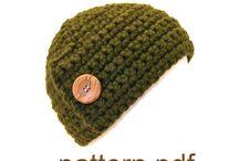 Crochet or knitting / by Jennifer Hansen