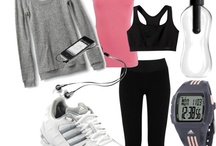 Fitness / by Jessi Maynard