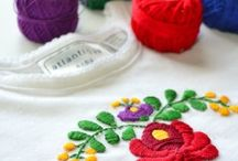 Creative: Hungarian Embroidery