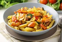 Pasta dishes / Cooking