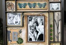Shadowbox, Memorybox creativ / Memory forever...