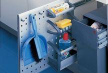 Система хранения для кухни / Система хранения для кухни
