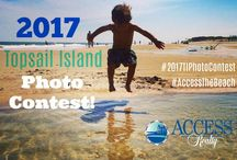 2017 Topsail Island Photo Contest / Topsail Island's serene beaches are a great backdrop for your family vacation.