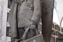 скульптура мемориальная