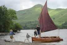 Swallows & Amazons Summer / Have a Swallows & Amazons inspired summer here in the beautiful Lake District.