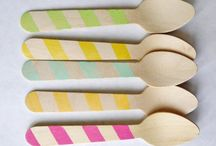 Washi Tape for Parties / Washi Tape para Fiestas