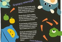 logopedyczne wierszyki