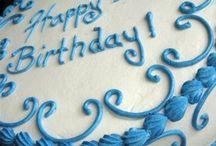 Cake Decorating - masculine