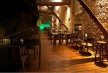 Restaurant lighting projects / Proyectos de iluminación en restaurantes