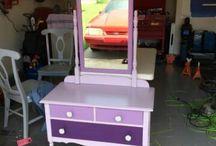 DYI my furniture / by Ty Truitt