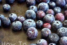 fruits / by Jennifer Pivetz