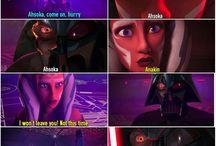 Star Wars The Clone Wars/ Rebels