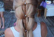 Wedding - Bridesmaids Hair