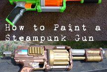 Steampunk costume ideas